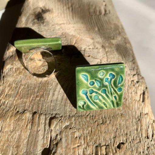 Gingalló gyűrű