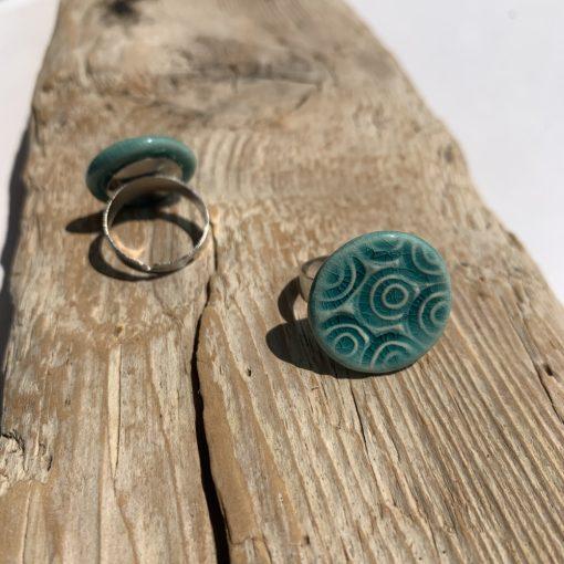 Bohóchalak gyűrű